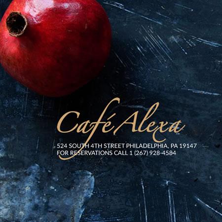 Cafe Alexa